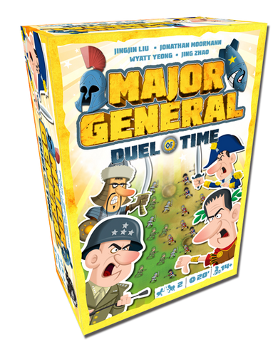 Major General: Duel of Time