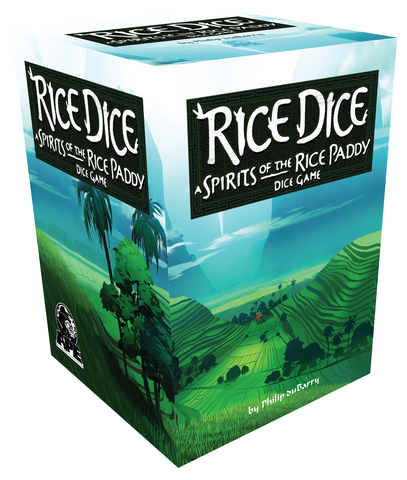 Rice Dice - A Spirits of the Rice Paddy Dice Game