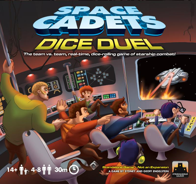Space Cadet Dice Duels