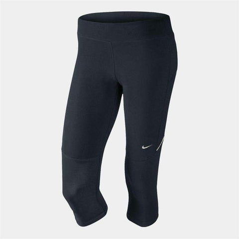 Nike Womens Filament Capri Tights Black