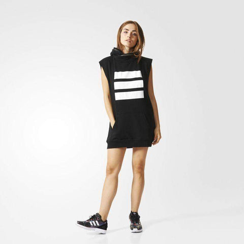 adidas Originals Womens Berlin Hooded Dress