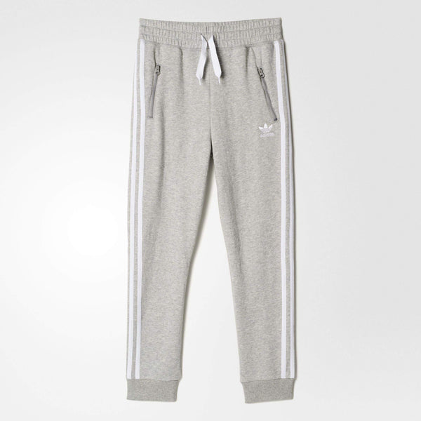 adidas Originals Girls Tennis Trefoil Track Pants