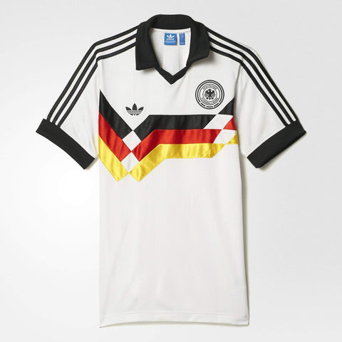 adidas Originals Mens Retro Germany Home Jersey