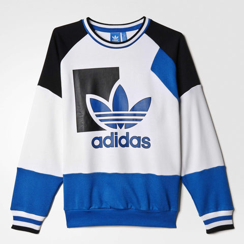 adidas Originals Womens Run Archive Baggy Sweatshirt