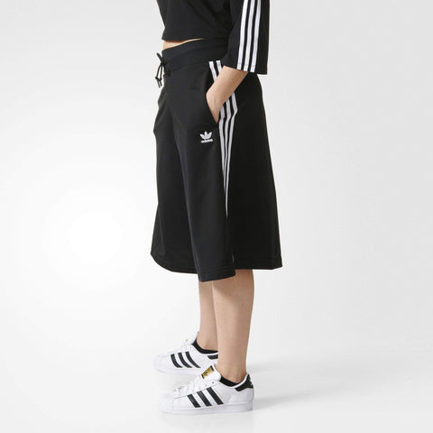 adidas Originals Womens 3-Stripe Culotte Pants