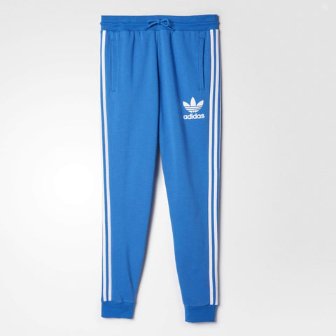 adidas Originals Mens California Track Pants Bluebird