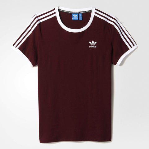 adidas Originals Womens 3-Stripes Tee
