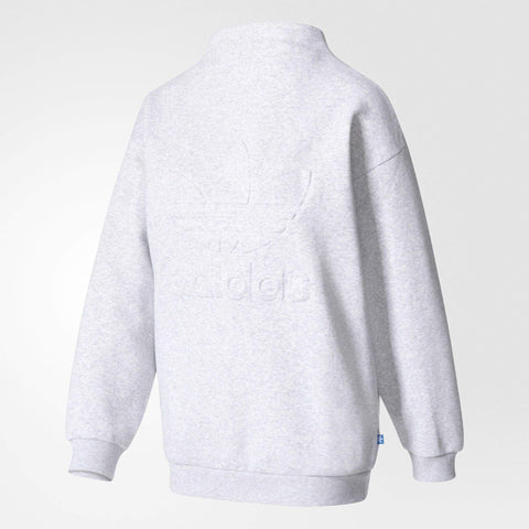 adidas Originals Womens High Neck Sweatshirt