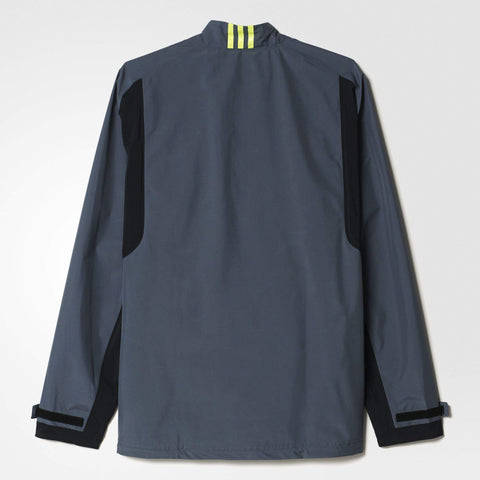 adidas Golf Mens Gore-Tex Paclite Technical Jacket Grey