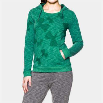 Under Armour Womens Kaleidalogo Pullover Hoodie