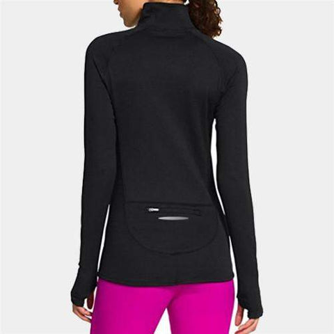 Under Armour Womens Qualifier 1/2 Zip Top