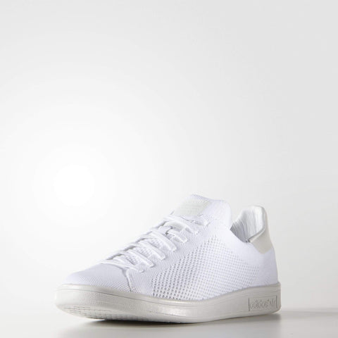 adidas Originals Mens Stan Smith Primeknit Trainers