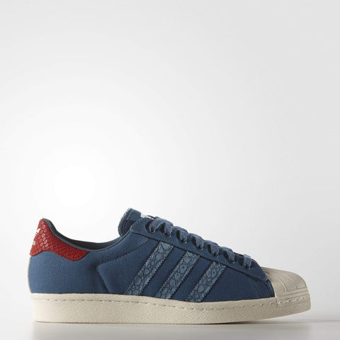 adidas Originals Mens Superstar Animal Oddity Trainers