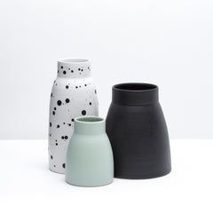 Utensil Vessel / Dusty Black - Corbé