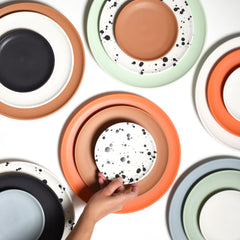 Dinnerware Set / Poppy - Corbé