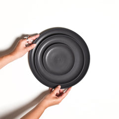 Dinner Plate / Dusty Black - Corbé