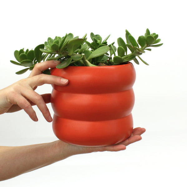 Medium Planters / Poppy - Corbé