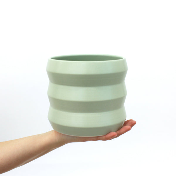 Medium Planters / Mint - Corbé