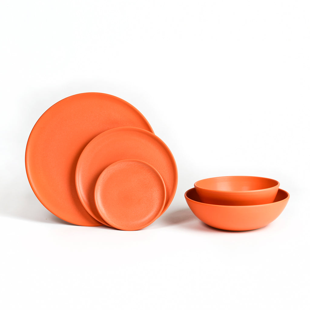 Dinnerware Set / Poppy