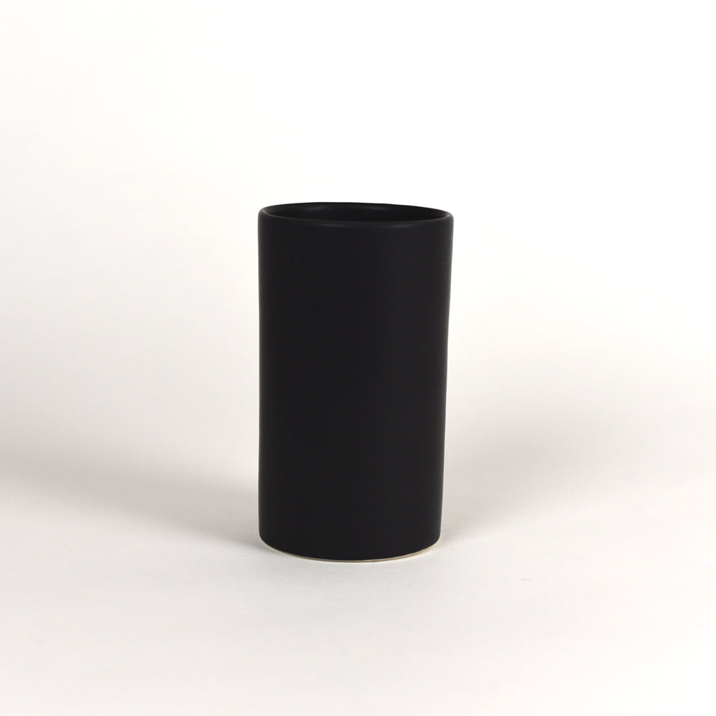 Small Vase / Dusty Black #1