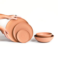 Dinnerware Set / Toast - Corbé