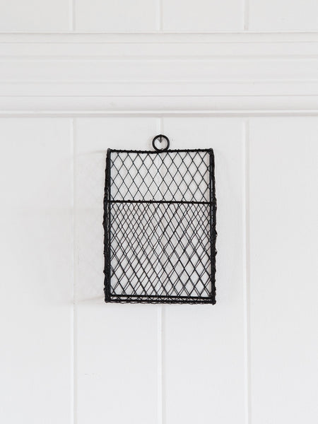 Wire Wall Pocket