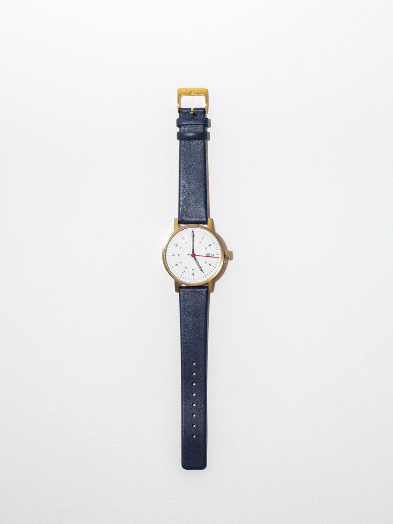 Void Navy Blue Watch (V03D - GO/RB/WH)
