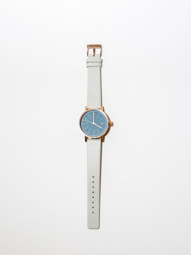 Void Powder Blue Watch (V03D-CO/GY/NY)