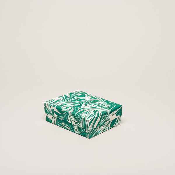 'Fantasy' A5 Gift Box - Emerald Green