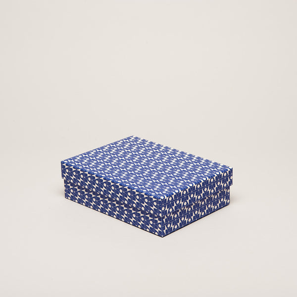 'Frequency' A5 Gift Box - Klein Blue