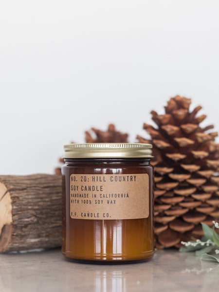 Hill Country Soy Candle