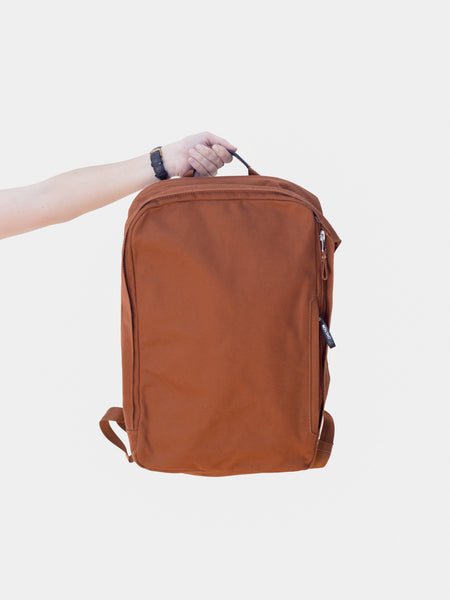 Backpack - Organic Rust