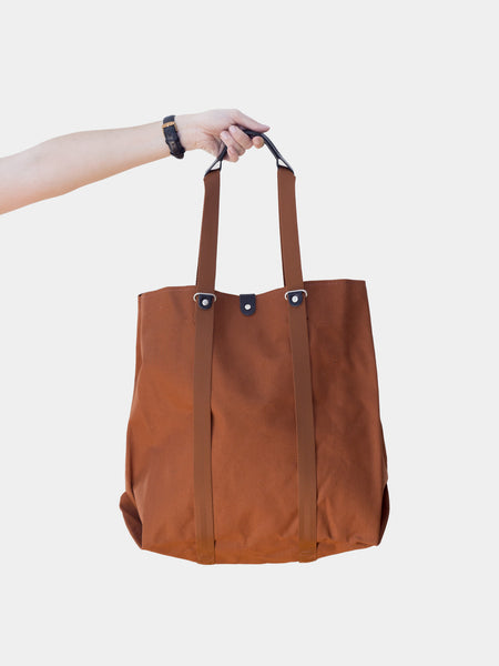 Shopper - Organic Rust