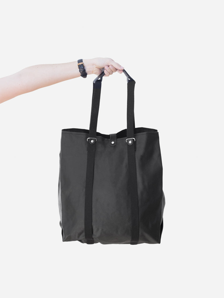 Shopper - Organic Jet Black