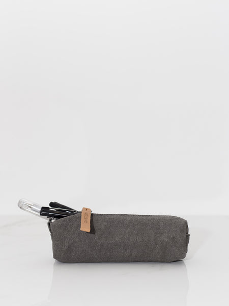 Pencil Case - Washed Black