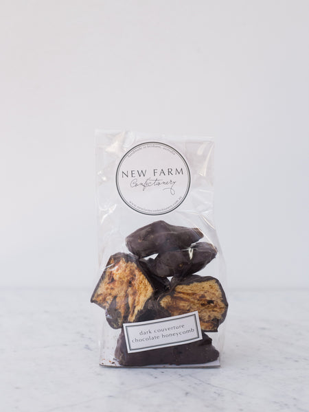 Dark Couverture Chocolate Dipped Honeycomb