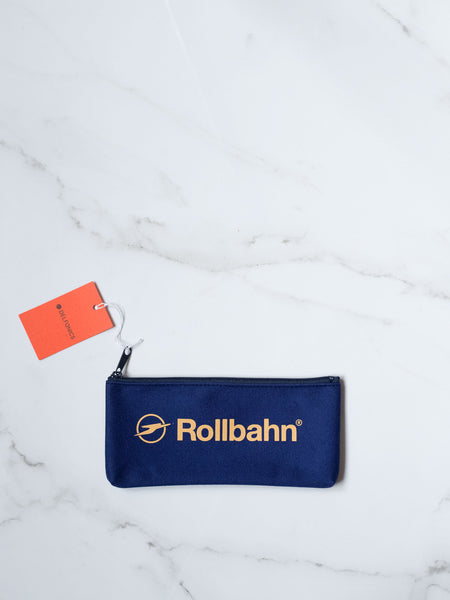 Rollbahn Pen Case - Navy