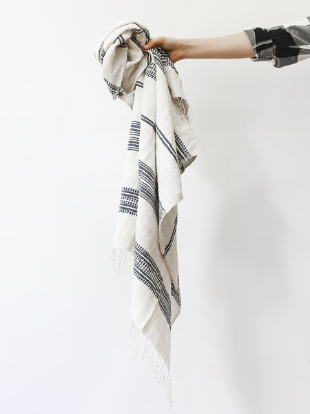 Maya Hand Woven Throw