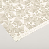 'Twist' Patterned Paper - Light Grey