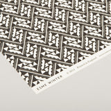 Jazz Patterned Paper - Black