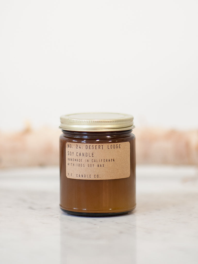 Desert Lodge Soy Candle