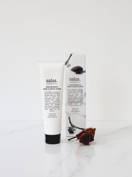 Rose Intensive Hand & Cuticle Cream