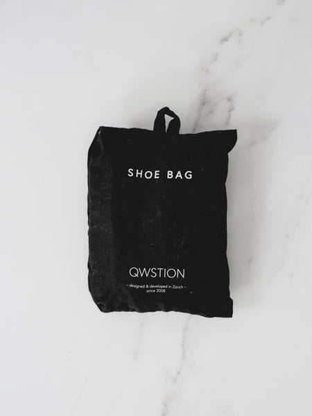 Qwstion Shoe Bag
