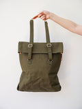 Day Tote - Forest Green