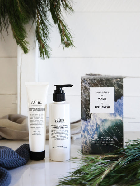 Salus 'Wash + Replenish' Pack