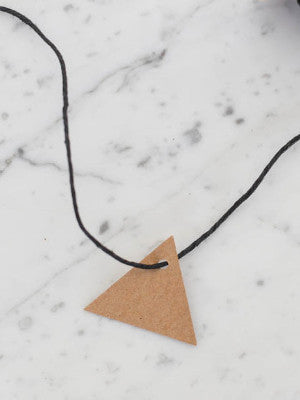 Small Triangle Tags