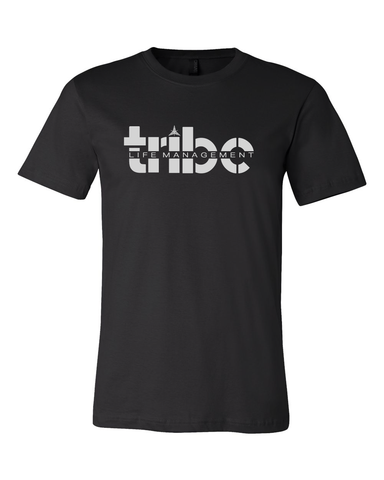 Tribe Men's Black Tee