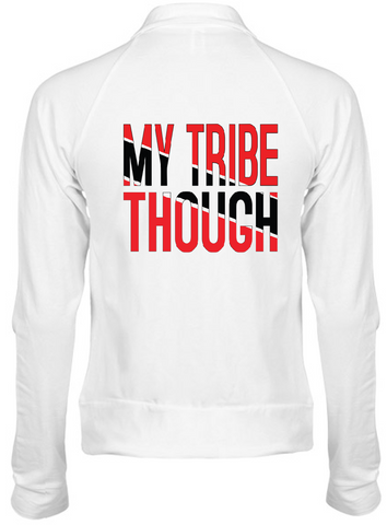 My Tribe Though (Ladies Fleece Jacket)