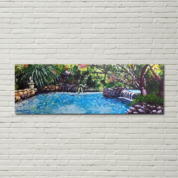 Pool on St. Kitts - Blue Creations Store