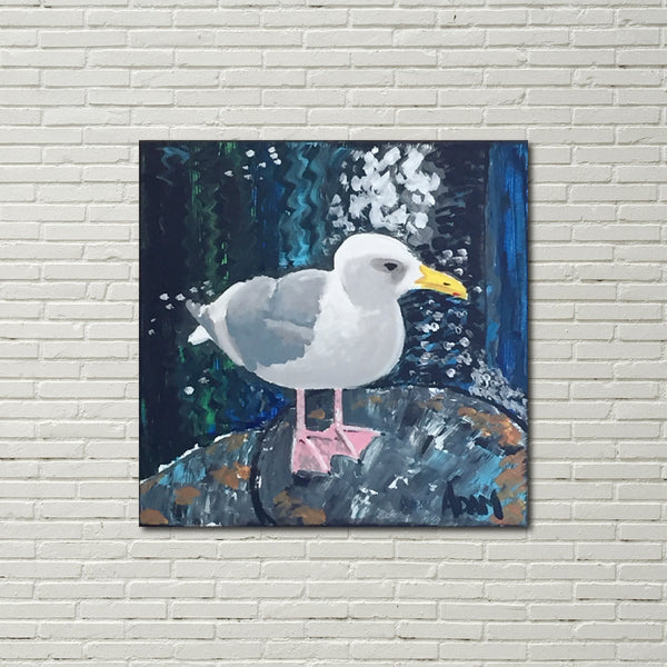 Seagull Perch - Blue Creations Store